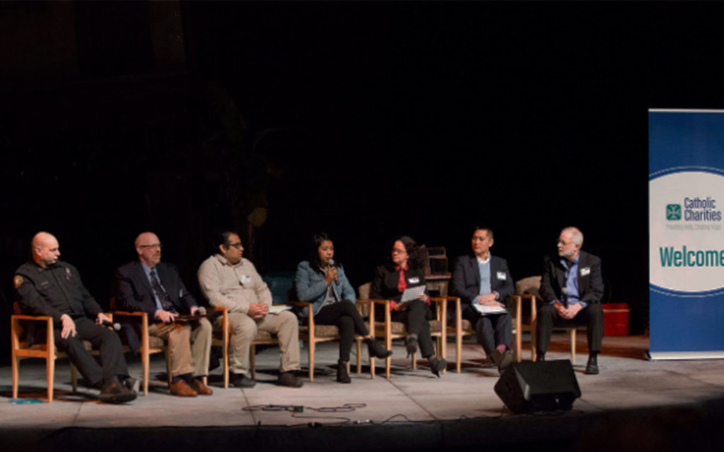 Immigration symposium at Portland Center Stage